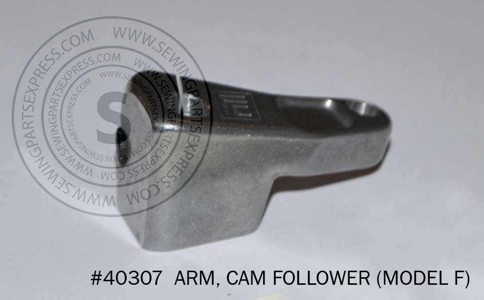 40307 arm cam follower Fischbein model f